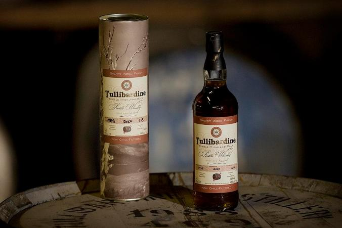 Tullibardine 1993 Single highland malt sherry wood